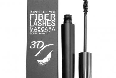 The 3D Fiber Mascara That You Should Know About: QiBest 3D Fiber Lash Mascara Review