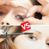 3D Fiber Lash Mascara vs. False Eyelashes vs. Eyelash Extension